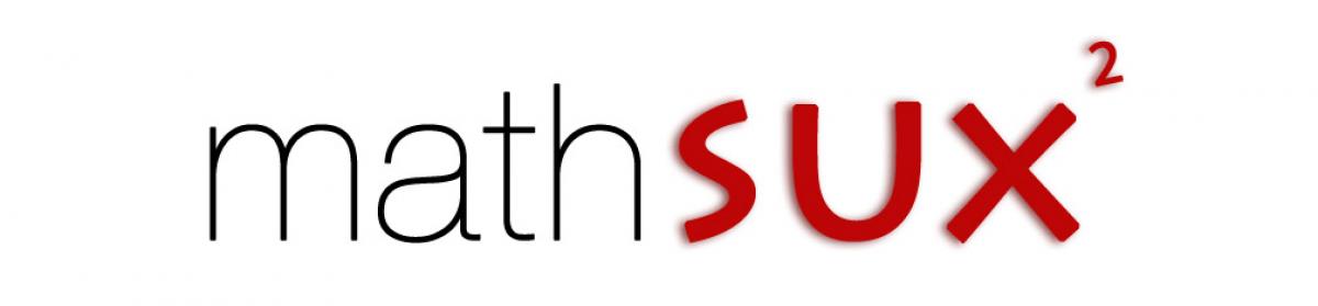 MathSux^2