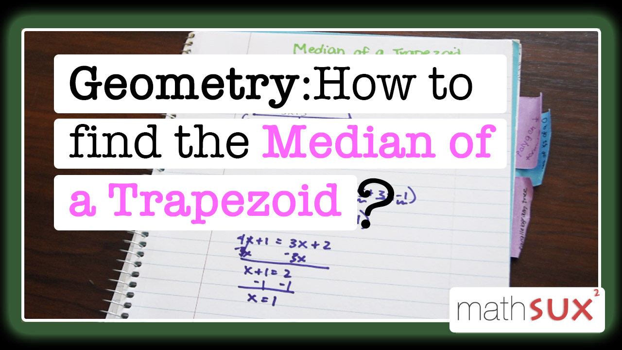 Medians of a Trapezoid copy